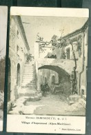 Maurice Debenedetti - Village D'aspremont ( Alpes Maritimes )  - Rav73 - Other Municipalities