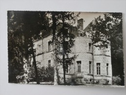 CPA 87 VILLENEUVE Par NEDDE Le Château De Balthazar 1956 - France