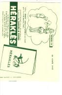 Buvard Papeterie Herakles - Papeterie