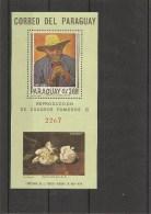 Peintures ( BF 101 XXX -MNH- Du Paraguay) - Non Classés