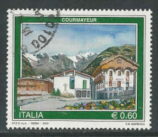 Italie, Yv 3142 Jaar 2010,  Gestempeld, Zie Scan - 1946-.. République
