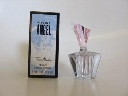 Pivoine Angel - Thierry Mugler - Eau De Parfum - 5 ML - Miniatures Womens' Fragrances (in Box)