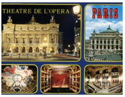 (PH 900) France - Paris Opéra House - Opéra