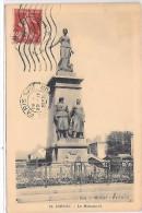 HIRSON - Le Monument - Hirson