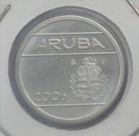 ARUBA 5 CENTS 2006 PICK KM1 UNC - Monedas