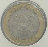 BOTSWANA 5 PULA 2000 PICK KM30 VF - Botswana