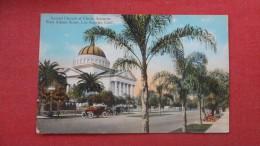 - California> Los Angeles ( Second Church of Christ Scientist ref 1891