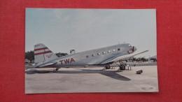 TWA Transcontinental & Western Air  -------------- ------ref 1893 - 1946-....: Moderne
