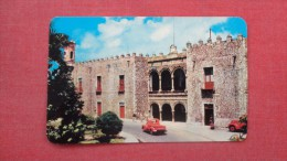 Mexico Palacio De Cortes  Morelos------- ------ref 1893