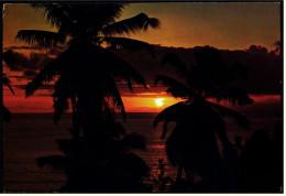 Kenia  -  Tropical Sunrise  -  Ansichtskarte Ca. 1981    (4804) - Kenia