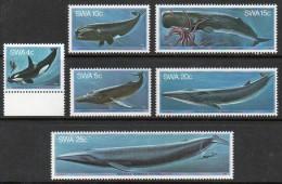 SWA Sud Ouest Africain - 423/28 ** Baleines (whales) - Antarctic Wildlife