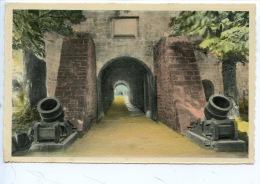 Belgique : Dinant - La Citadelle Entrée Par La Barbacane (n°9 Bromolux) - Dinant