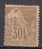 Colonies General Issues 1881 Yvert#55 MNG