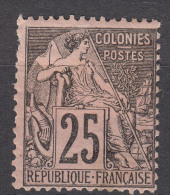 Colonies General Issues 1881 Yvert#54 Mint Hinged