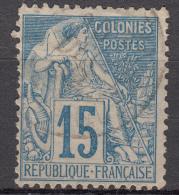 Colonies General Issues 1881 Yvert#51 Used