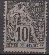 Colonies General Issues 1881 Yvert#50 Used