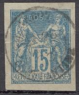Colonies General Issues 1878 Yvert#41 Used, Very Nice Margins And Camcel