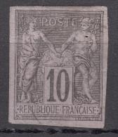 Colonies General Issues 1878 Yvert#40 Used