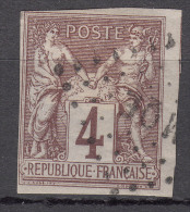 Colonies General Issues 1878 Yvert#39 Used - Sage