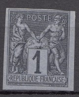 Colonies General Issues 1878 Yvert#37 Mint Hinged