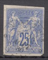 Colonies General Issues 1877 Yvert#36 Used