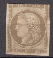 Colonies General Issues 1872 Yvert#20 MNG