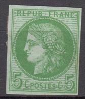 Colonies General Issues 1872 Yvert#17 Mint Hinged
