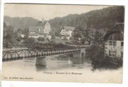 CPA PIONNIERE FRIBOURG (Suisse-Fribourg) - Couvent De La Maigrauge - FR Fribourg
