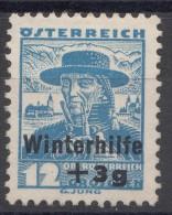 Austria 1935 Winterhilfe Mi#614 Mint Hinged