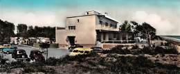 """03789 """"SALTO DI FONDI (LT) AUTOSTELLO A.C.I."""". ANIMATA. AUTO '50/'60. GRANDE FORMATO. CART. ILL.  ORIG. NON SPEDITA. - Altre Città"""