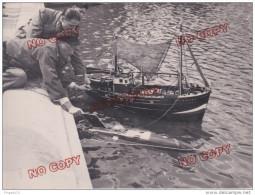 Au plus rapide Photo interpress maquette maquettiste bateau chalutier