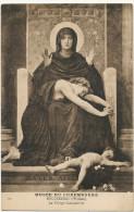Peintre William Bouguereau Né à La Rochelle La Vierge Consolatrice Enfant Nu Mort - La Rochelle