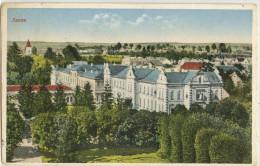 Lipik Old Postcard Travelled 193? Bb - Croatie