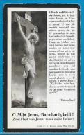 Bidprentje Van Henri Lippens - Stalhille - 1845 - 1926 - Devotion Images