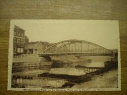 Marchienne Au Pont (Charleroi) Le Nouveau Pont (Vue Differante!) 19?? - Charleroi
