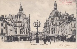 Anvers, La Rue Leys, Chocolaterie Anversoise Swolfs (05688) - Antwerpen