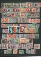 Allemagne-Danzig.-Lot De Timbres Anciens(plus De 125 ) - Collezioni