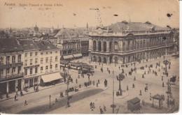 Anvers, Theatre Flamand Et Avenue D'Italie (05690) - Antwerpen