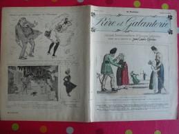 Rire Et Galanterie. 1903. N° 4. John Grand-Carteret.  érostisme. Images Galantes - Boeken, Tijdschriften, Stripverhalen