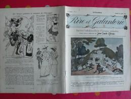 Rire Et Galanterie. 1903. N° 5. John Grand-Carteret.  érostisme. Images Galantes - Boeken, Tijdschriften, Stripverhalen