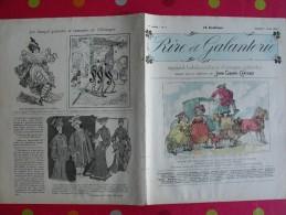 Rire Et Galanterie. 1903. N° 7. John Grand-Carteret.  érostisme. Images Galantes - Boeken, Tijdschriften, Stripverhalen