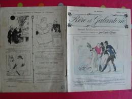 Rire Et Galanterie. 1903. N° 10. John Grand-Carteret.  érostisme. Images Galantes - Boeken, Tijdschriften, Stripverhalen