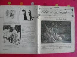 Rire Et Galanterie. 1903. N° 11. John Grand-Carteret.  érostisme. Images Galantes - Boeken, Tijdschriften, Stripverhalen