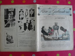Rire Et Galanterie. 1903. N° 12. John Grand-Carteret.  érostisme. Images Galantes - Boeken, Tijdschriften, Stripverhalen