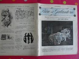 Rire Et Galanterie. 1903. N° 13. John Grand-Carteret.  érostisme. Images Galantes - Boeken, Tijdschriften, Stripverhalen