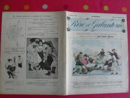 Rire Et Galanterie. 1903. N° 14. John Grand-Carteret.  érostisme. Images Galantes - Boeken, Tijdschriften, Stripverhalen