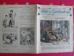 Rire Et Galanterie. 1903. N° 15. John Grand-Carteret.  érostisme. Images Galantes - Boeken, Tijdschriften, Stripverhalen