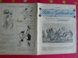 Rire Et Galanterie. 1903. N° 17. John Grand-Carteret.  érostisme. Images Galantes - Boeken, Tijdschriften, Stripverhalen