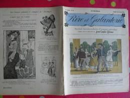 Rire Et Galanterie. 1903. N° 19. John Grand-Carteret.  érostisme. Images Galantes - Boeken, Tijdschriften, Stripverhalen