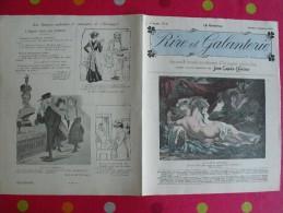 Rire Et Galanterie. 1903. N° 25. John Grand-Carteret.  érostisme. Images Galantes - Boeken, Tijdschriften, Stripverhalen